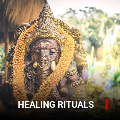 Healing Rituals Bali Workshop
