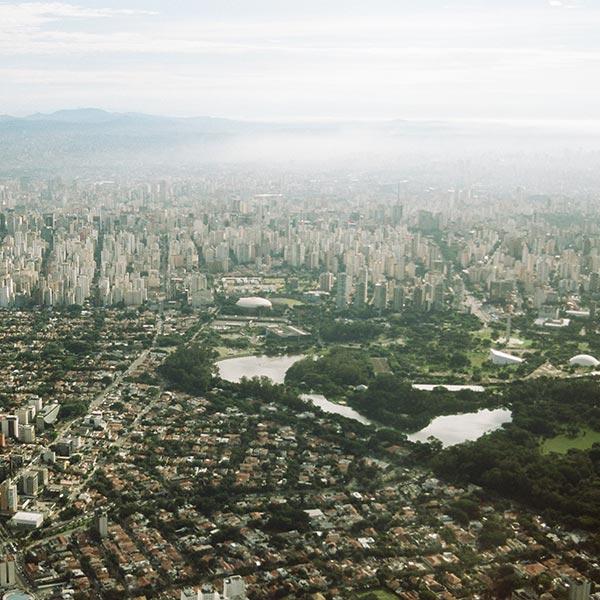 São Paulo Ibirapuera